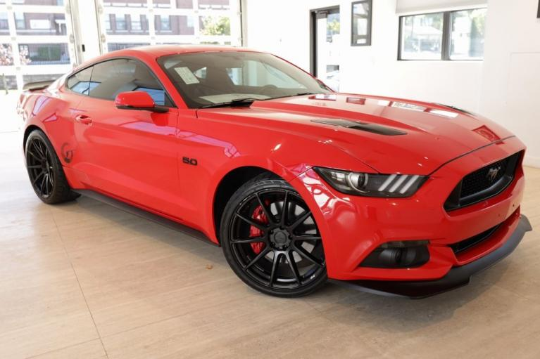 Used 2016 Ford Mustang GT for sale $29,900 at Lotus North Jersey in Summit NJ
