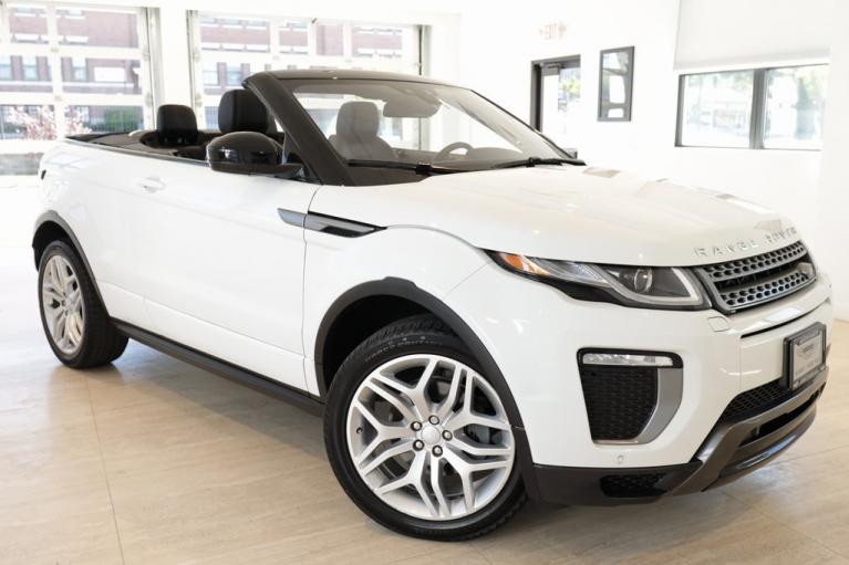 Used 2017 Land Rover Range Rover Evoque SE for sale $39,900 at Lotus North Jersey in Summit NJ