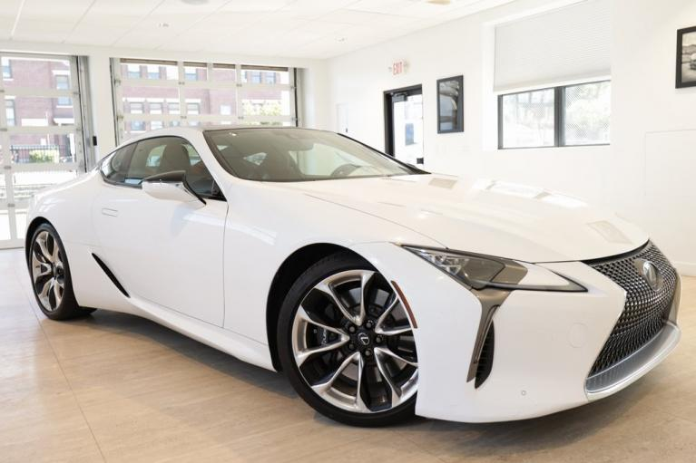 Used 2018 Lexus LC 500 for sale $73,900 at Lotus North Jersey in Summit NJ