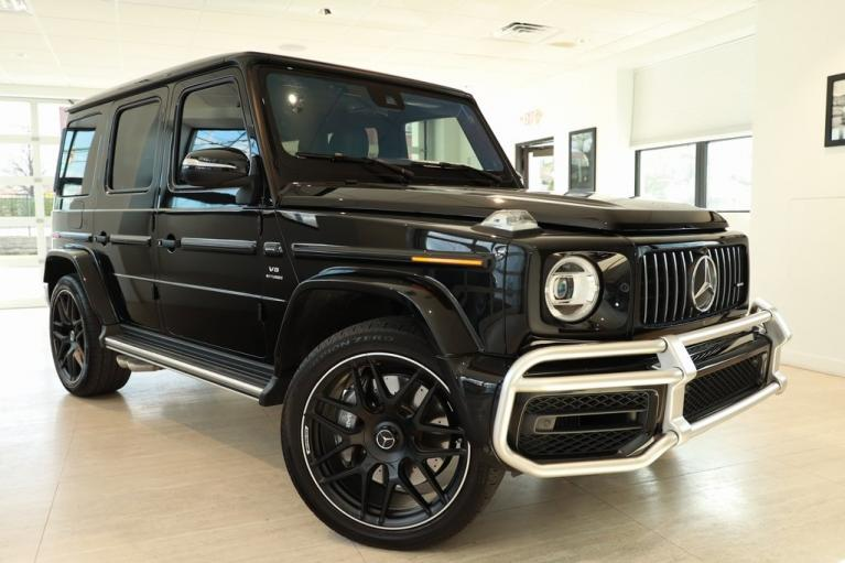 Used 2019 Mercedes-Benz G-Class G 63 AMG® for sale $191,500 at Lotus North Jersey in Summit NJ