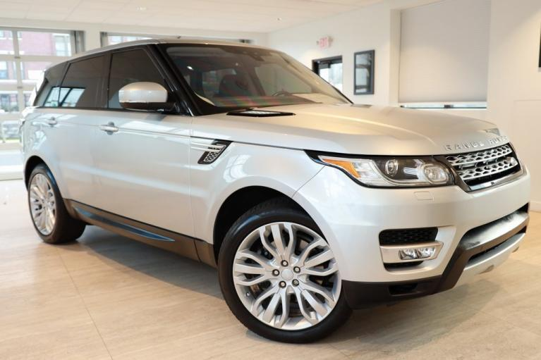 Used 2017 Land Rover Range Rover Sport HSE Td6 for sale $43,500 at Lotus North Jersey in Summit NJ