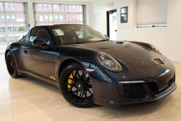 Used 2019 Porsche 911 Targa 4 GTS for sale $155,900 at Lotus North Jersey in Summit NJ