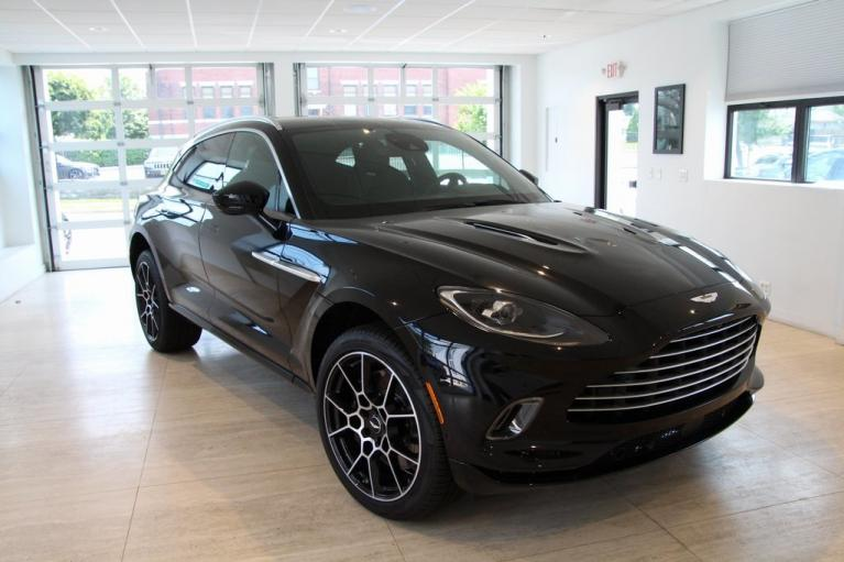 New 2021 Aston Martin DBX for sale $202,586 at Lotus North Jersey in Summit NJ