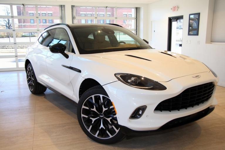 New 2021 Aston Martin DBX for sale $211,786 at Lotus North Jersey in Summit NJ