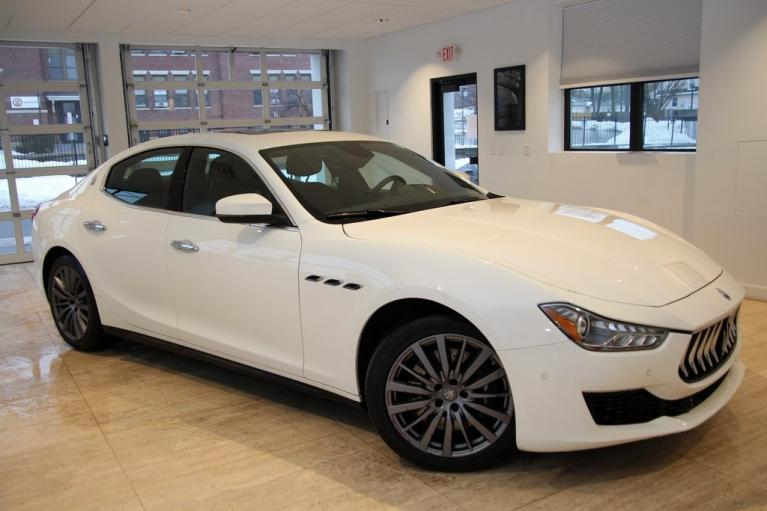 Used 2020 Maserati Ghibli S Q4 for sale $52,900 at Lotus North Jersey in Summit NJ