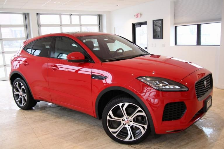 Used 2018 Jaguar E-PACE First Edition for sale $36,900 at Lotus North Jersey in Summit NJ