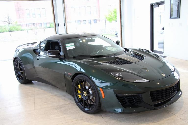 New 2021 Lotus Evora GT for sale $107,100 at Lotus North Jersey in Summit NJ