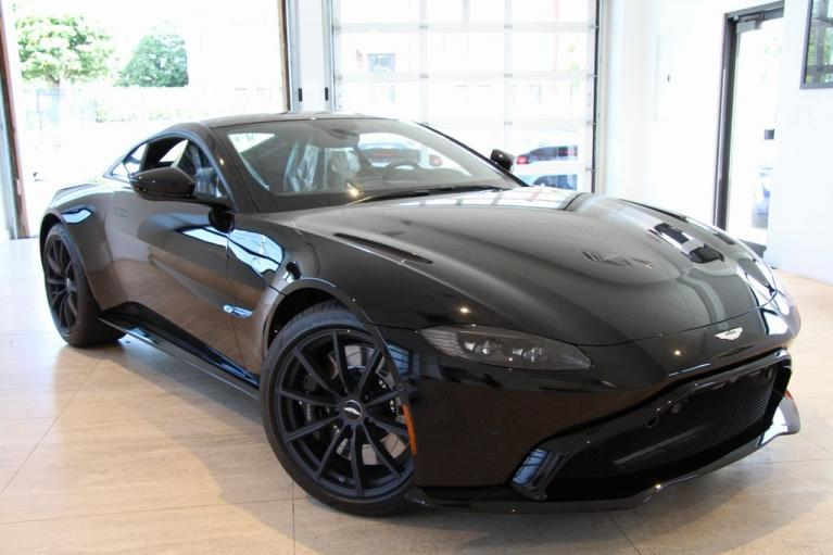 New 2021 Aston Martin Vantage for sale $169,086 at Lotus North Jersey in Summit NJ