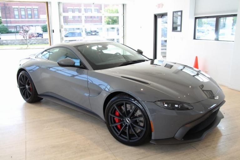 New 2021 Aston Martin Vantage for sale $168,186 at Lotus North Jersey in Summit NJ