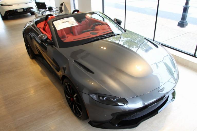 New 2021 Aston Martin Vantage for sale $192,286 at Lotus North Jersey in Summit NJ