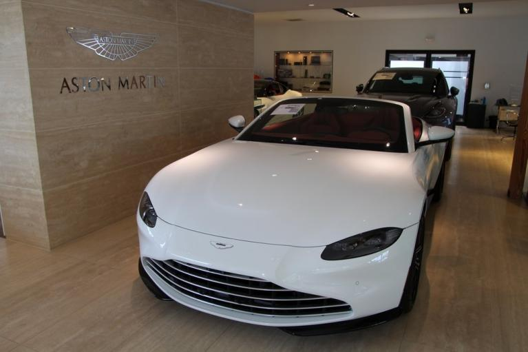 New 2021 Aston Martin Vantage Convertible for sale $176,586 at Lotus North Jersey in Summit NJ