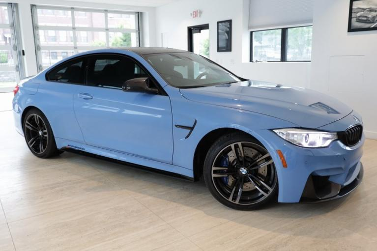 Used 2017 BMW M4 for sale $48,400 at Lotus North Jersey in Summit NJ
