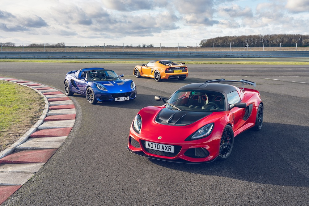 Saving The Best 'Till Last: The Lotus Elise and Exige Final Edition Cars