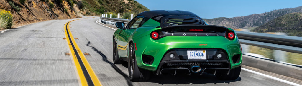 New Lotus Evora GT For Sale at Lotus North Jersey