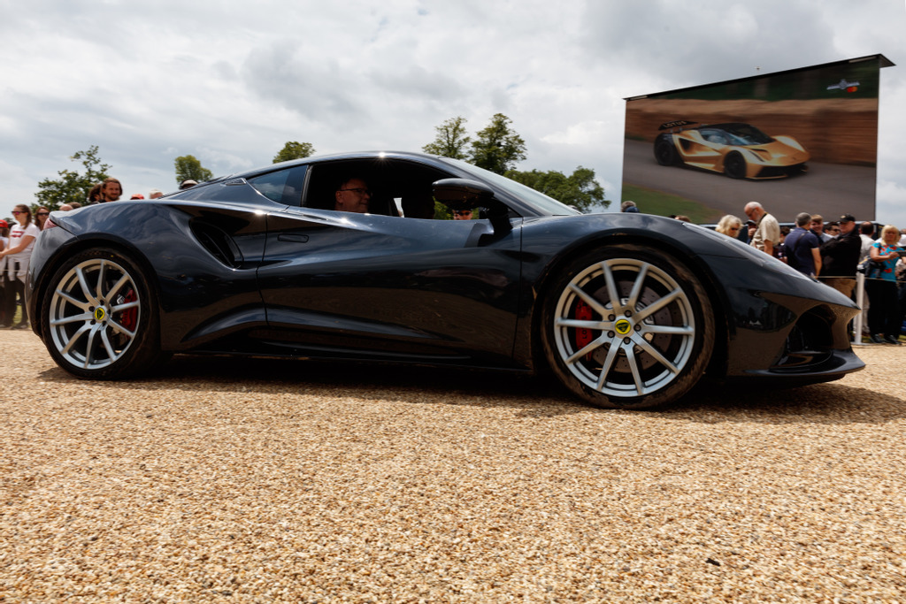 LOTUS EMIRA WOWS THE CROWDS AT GOODWOOD FESTIVAL OF SPEED