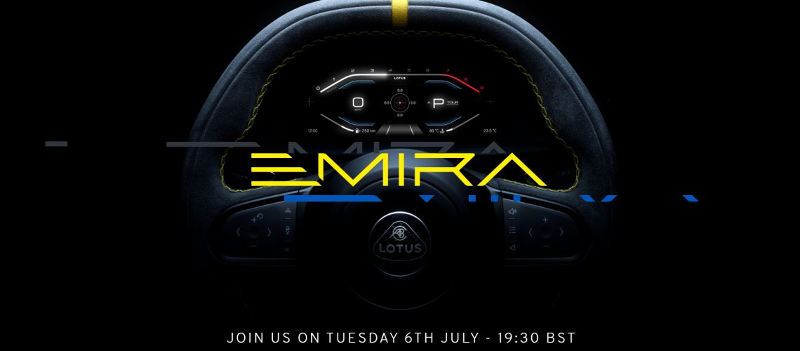 Why Do So many Lotus Road Cars Names Begin with the Letter E?